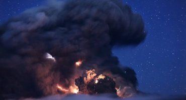 Cosa succede ai motori aerei quando attraversano una nube di cenere?