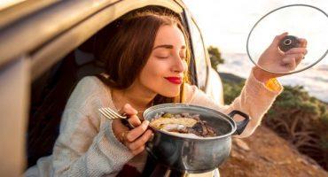L'alimentazione in viaggio