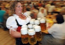 Gäubodenvolkfest: la festa della birra