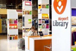 Prima lo scivolo, poi la biblioteca!
