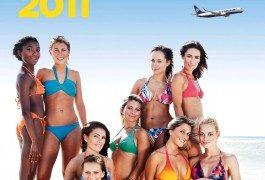 Il calendario di Ryanair: un anno di beneficenza