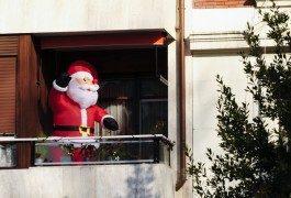 Babbo Natale ed il dono dell'ubiquità