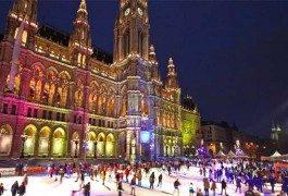 """Le offerte irripetibili: """"Ice Dream"""" di Vienna a €38"""