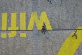 Viaggi in Europa: wifi gratuita