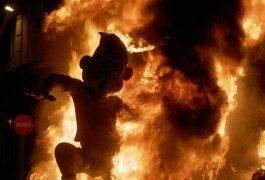 Las Fallas: fantocci in fiamme nella Spagna più tradizionale