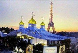 I russi rimodellano il panorama parigino