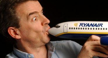 Voli Ryanair: da ottobre senza bambini, da oggi pesce d'aprile