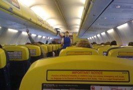 Le novità dalle low cost: Ryanair ed i posti prenotabili
