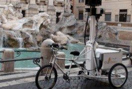 Google Street View ed il Patrimonio Unesco