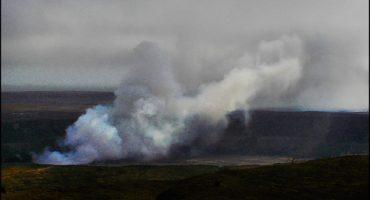 Nuova nube dall'Islanda