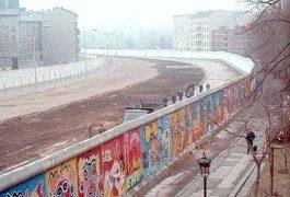 Il Muro di Berlino compie 50 anni ad agosto
