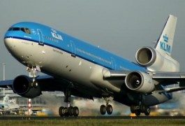 KLM utilizzerà olio da cucina come biocarburante