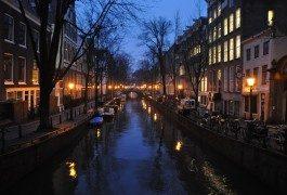 Toccata e fuga: 24 ore ad Amsterdam