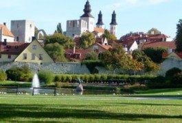 Fuga in Svezia: il Festival Medievale di Visby