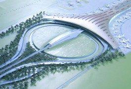 In Cina l'aeroporto più grande al mondo