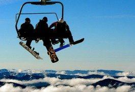 Le mete giuste per sciare in inverno