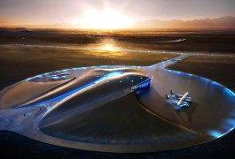 Virgin Galactic: l'aeroporto spaziale è realtà