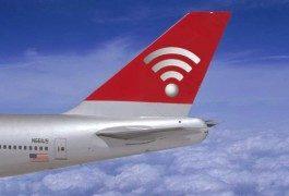 Accesso ad internet in volo: +600% entro il 2015