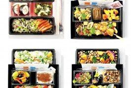 KLM presenta il suo nuovo menù À La Carte per la classe economica