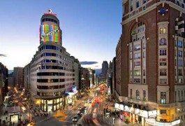 A Madrid, senza un Euro in tasca