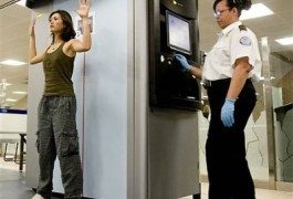 I tanto discussi body scanner giungono in Europa