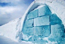 Hotel di ghiaccio nel mondo