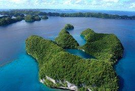 Paradisi perduti: Palau