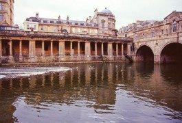 Alla scoperta del patrimonio britannico: Bath