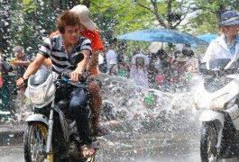 Tutto pronto per il Songkran Festival!