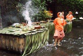 Terra incognita: Filippine e ristorante della cascata