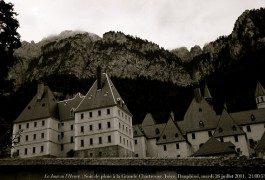 Il monastero della Grande Chartreuse