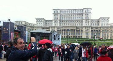 Bucarest, non Budapest!