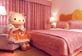 Viaggiare in stile Hello Kitty