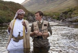 Pesca al salmone nello Yemen?