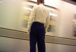 Un'ordinaria giornata nella metro di Tokyo
