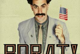 ll Kazakistan ringrazia (finalmente) Borat