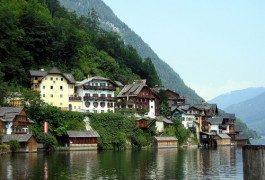 Borgo austriaco clonato in Cina