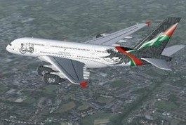 La complicata storia della Palestinian Airline