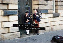 A Edimburgo, senza spendere un soldo