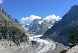Fuga dal caldo estivo: a caccia dei più bei ghiacciai d'Europa