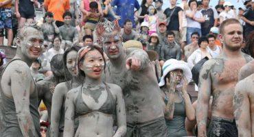 Riflettori puntati sul Festival del Fango di Boryeong