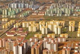 Una città fantasma nel cuore dell'Angola