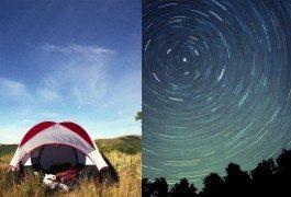 Il campeggio in 6 semplici passaggi