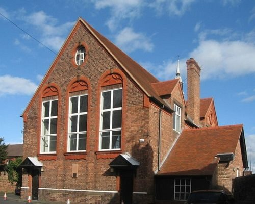 St. Peter's Church Hall