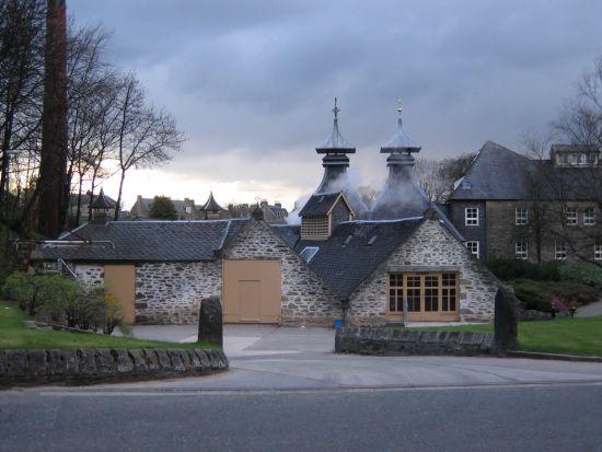 Distilleria Strathisla