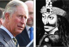 Il principe Carlo discende da Dracula!
