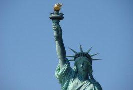 Statua della Libertà chiusa al pubblico