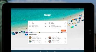 liligo.com aggiorna la sua applicazione Android con il motore di ricerca hotel