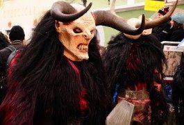 Carnevale in Ungheria e Slovenia: attenzione ai mostri!