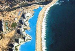 Ecco a voi la piscina più grande del mondo!